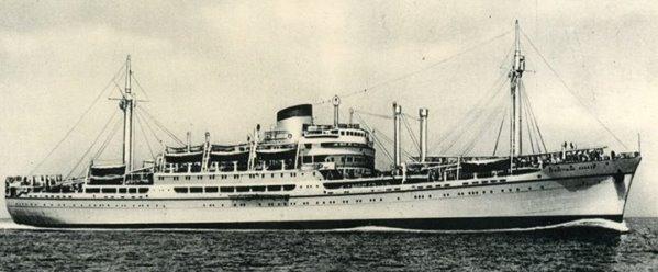 bateau Paolo TOSCANELLI