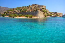 Crete Spinalonga