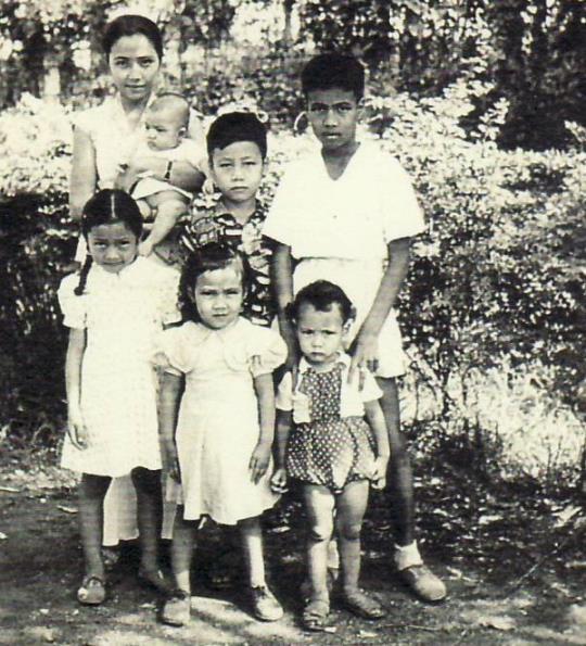 Famille Vandjour Ali