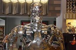 Floride USA Terminator Universal Studios