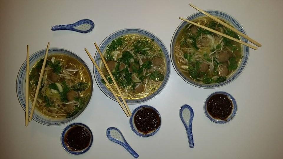 Pho soupe tonkinoise 1