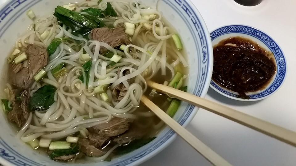 Pho soupe tonkinoise 2